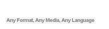 WorldMission Media